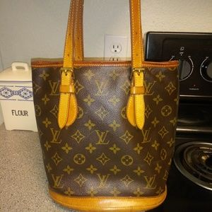 Genuine Louis Vuitton!